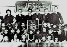 Pentecostal Sunday School group
