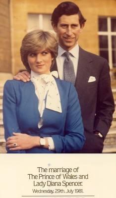 Charles and Diana | Crown Copyright