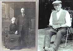 George, Lucy & Bill Pratley