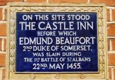 1st Battle of St Albans