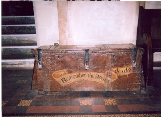 The Poor Box | Resident of Open Door, St Albans