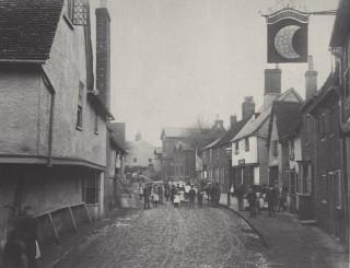 Queen Street, 1890