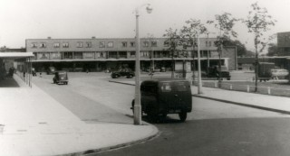 Queen's Square, Adeyfield, Hemel Hempstead | Copyright: Frith's