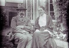 Robert Cecil & Anne Peake