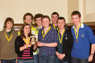 National Youth Contest winners Hertfordshire | The Ringing World, Anthony Bianco