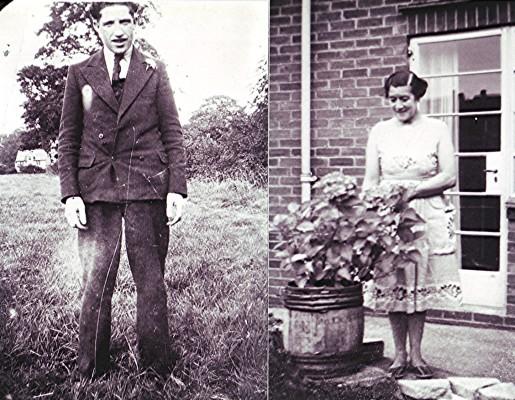 Reg & Dorothy Batchelor | Geoff Webb