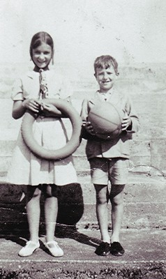 Ruth and John Tingey - 1937. | Geoff Webb
