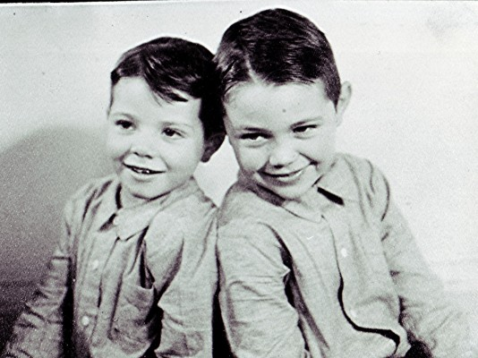 Malcolm & Robert Austin   Geoff Webb
