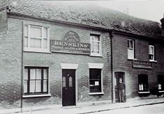 Bill Mills at The Railway Inn