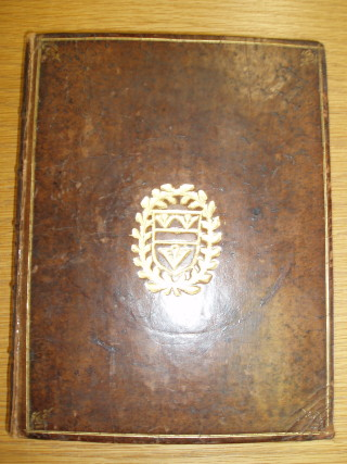 The Rawdon Book | Hertfordshire Archives and Local Studies