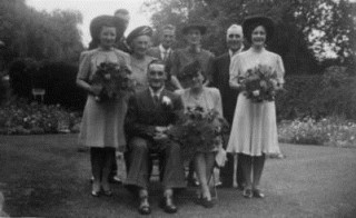 Ray & Betty's Wedding Day | Derek Welch