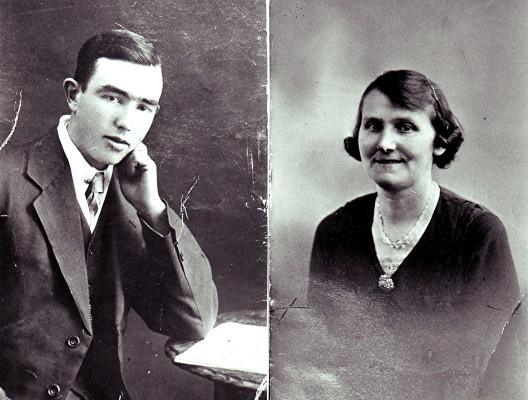 Elsie & Arthur Reading | Geoff Webb