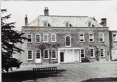Rear of Cumberland House