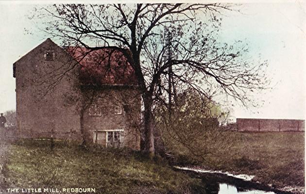 The Little Mill   Geoff Webb