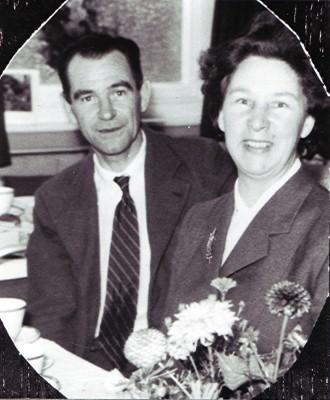 George & Marjorie Simpson | Geoff Webb