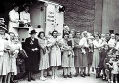 Baby Show Contestants, 1948
