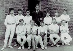 Boys School Cricket Team