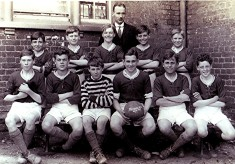 Boys School Football Team