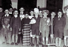 Boys School Stage Production