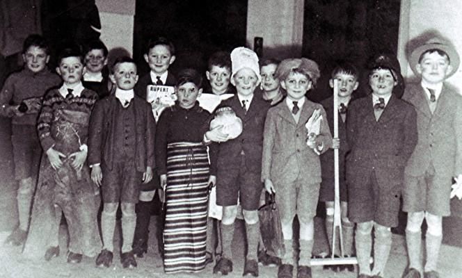 Boys School Stage Production | Geoff Webb