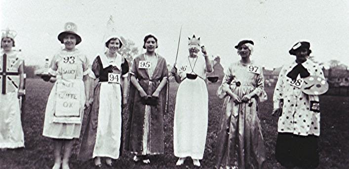 Coronation Carnival Entrants | Geoff Webb