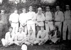 Cricket Club Team