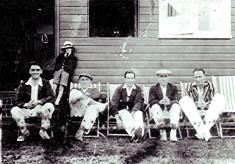 Cricket Club Players