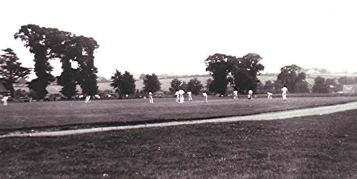 Cricket Ground | Geoff Webb