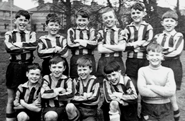 Cub Scouts Football Team | Geoff Webb