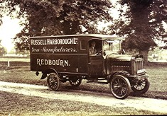 Russell Harborough vehicle