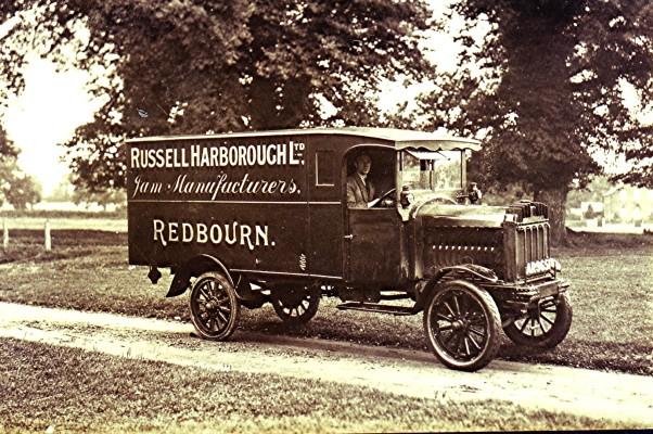Russell Harborough vehicle | Geoff Webb