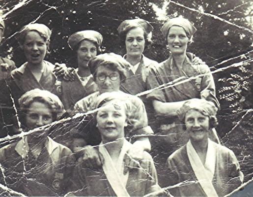 Russel Harborough Jam Factory Workers in the 1930s   Geoff Webb