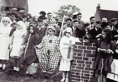 Fancy Dress Parade, 1945