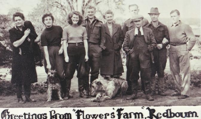 Flowers Farm, Redbourn   Geoff Webb