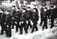 Fire Service Parade
