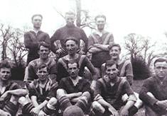 A Football Club X1, c.1926