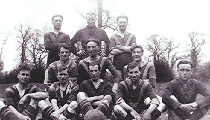 A Football Club X1, c.1926 | Geoff Webb
