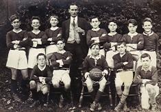 Boys School Football Team 1928