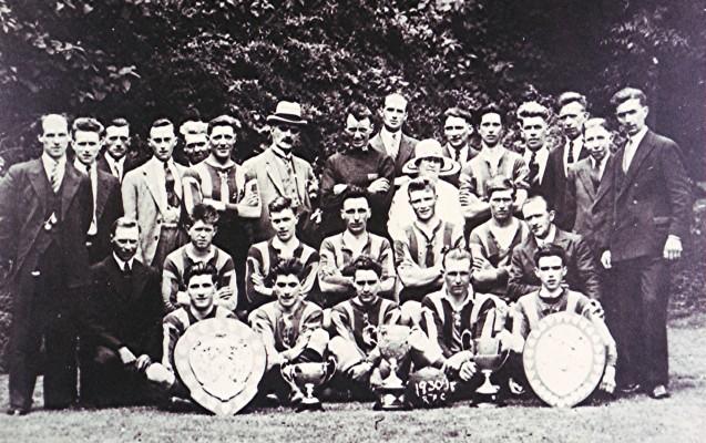Redbourn Football Club | Geoff Webb