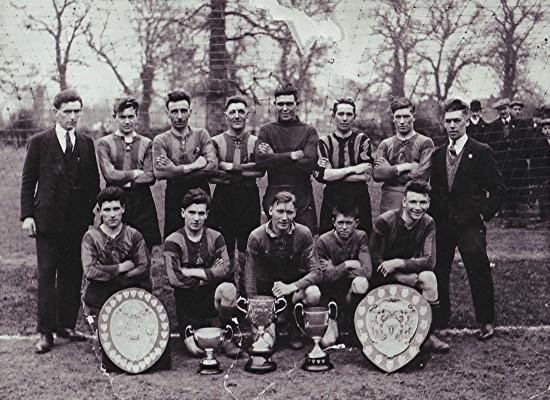Football Club | Geoff Webb