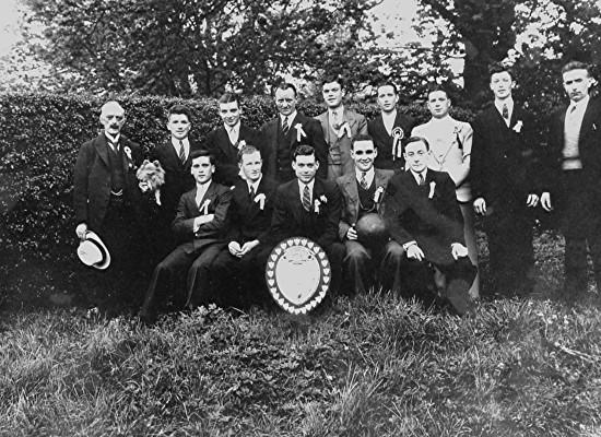Football Club Team   Geoff Webb