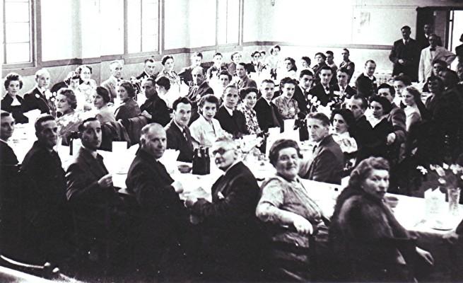 Football Club Dinner, c.1949 | Geoff Webb