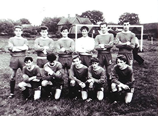Football Club 1960s | Geoff Webb