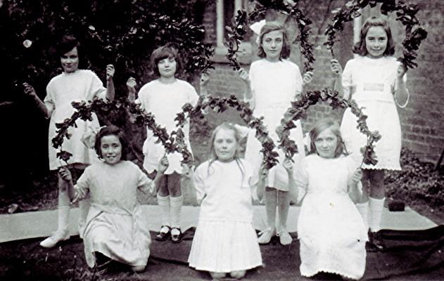 Girls School May Day celebration | Geoff Webb