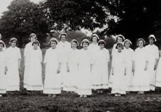 Girls School Dance Group
