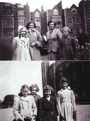 Girls School Outing to Hatfield House | Geoff Webb