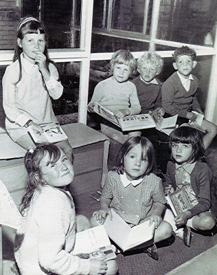 Infants School | Geoff Webb