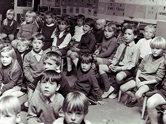 Infants School   Geoff Webb