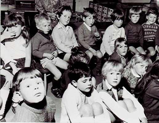 Infants School Group, 1971 | Geoff Webb