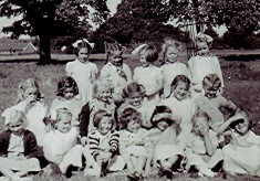 Infants School Girls Group